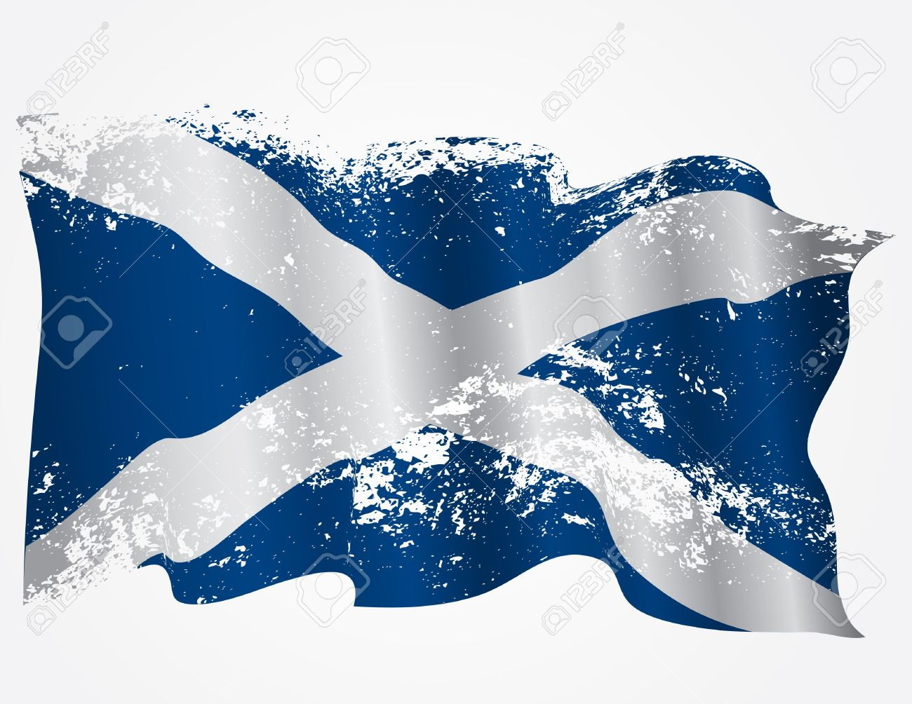 37045568-Scotland-or-Scottish-grunge-flag-Stock-Vector-scotland