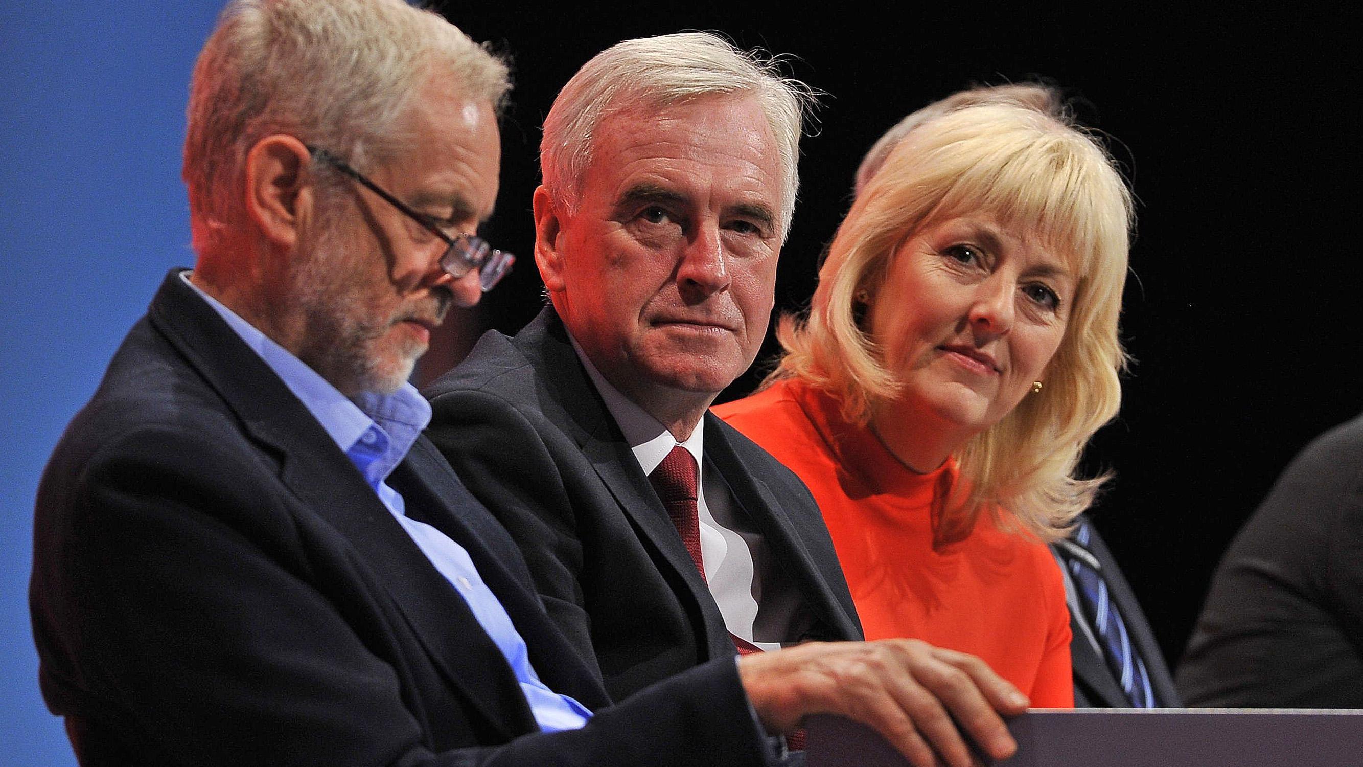 Attitude towards the current Labour leadership