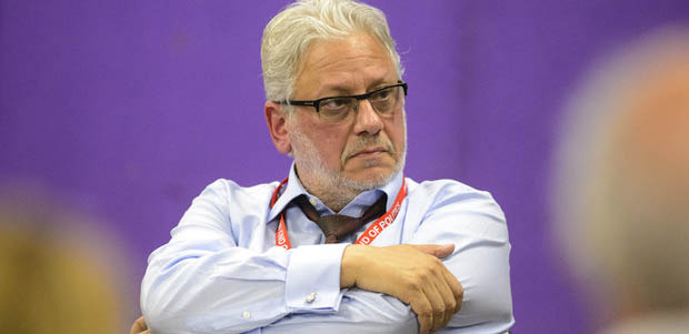 Under pressure: Jon Lansman is being forced to change