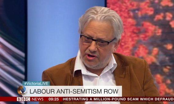 Lansman anti-semitism