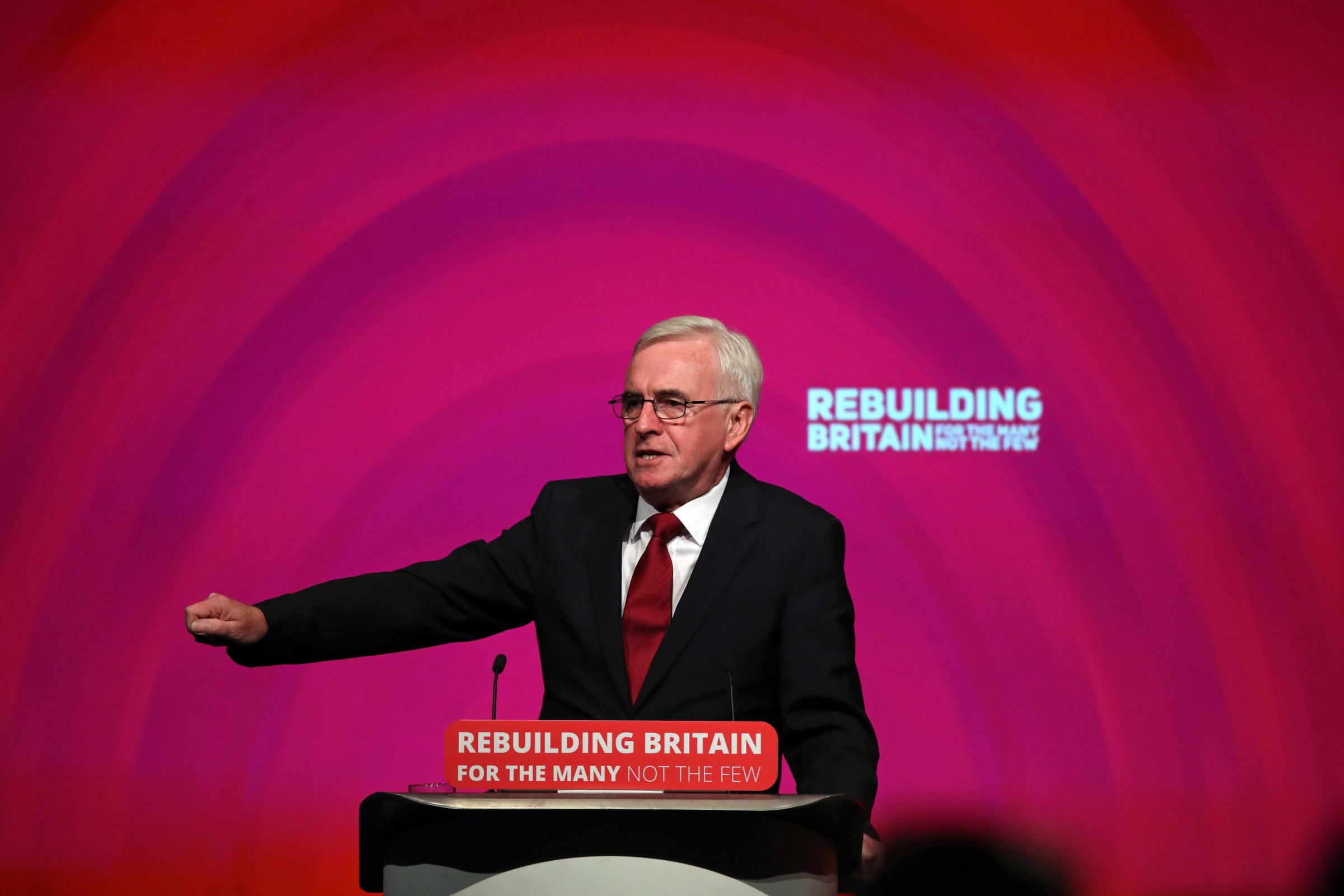 John McDonnell's 10% shares plan: There is no ethical capitalism