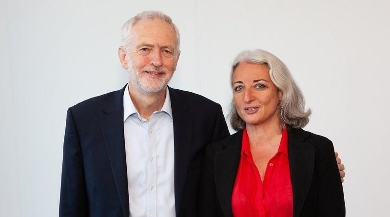REbecca and Corbyn