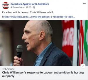 SAAS Williamson