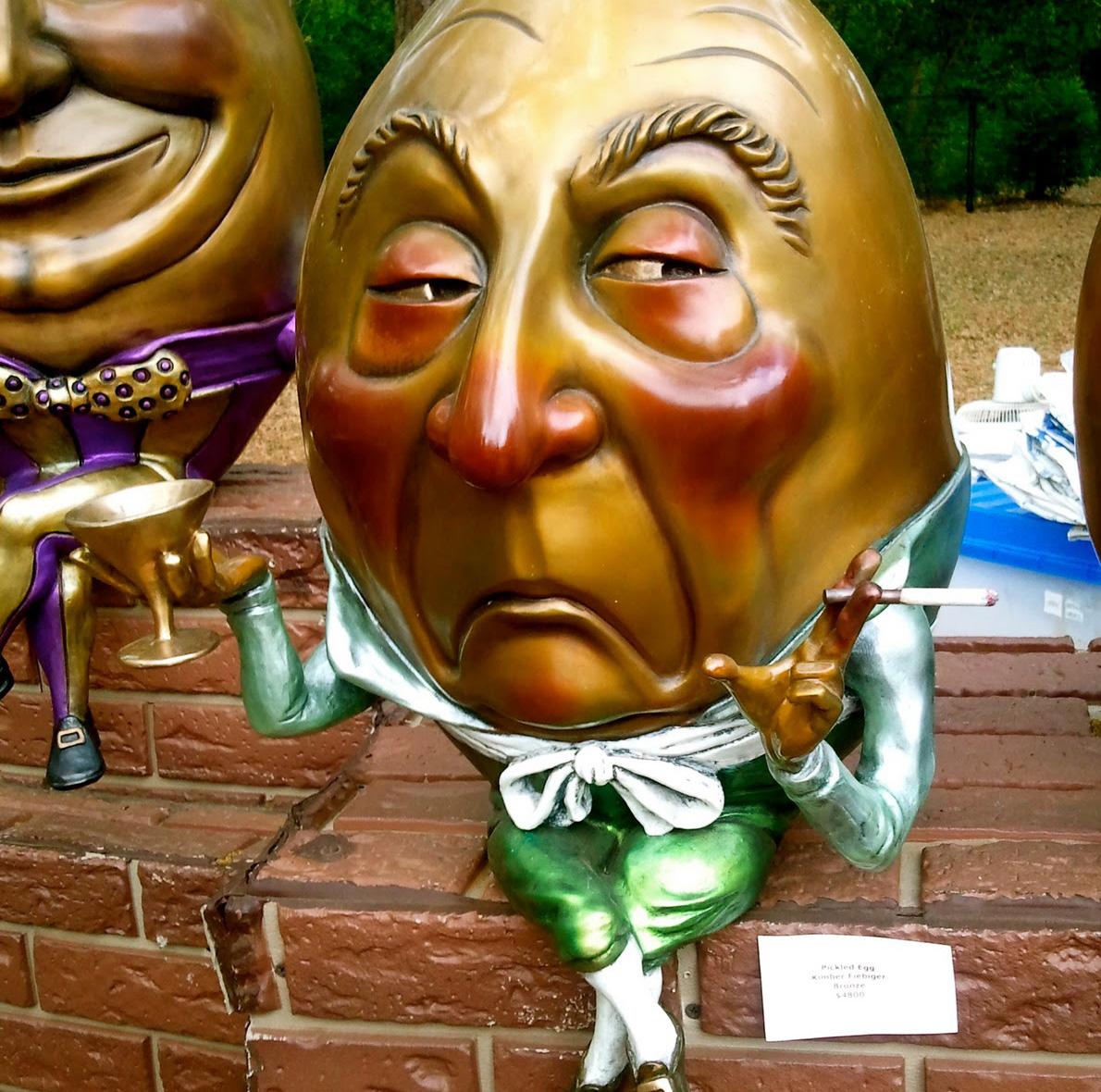 Humpty Dumpty and 'anti-Semitism'