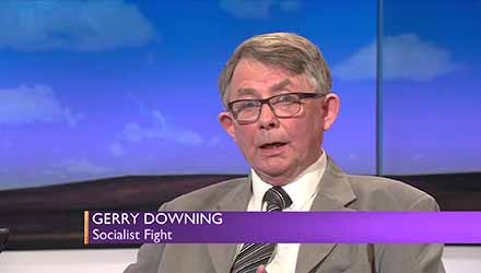 Gerry Downing: playing a fool's game