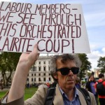 Momentum supporter: yes, there is a conspiracy