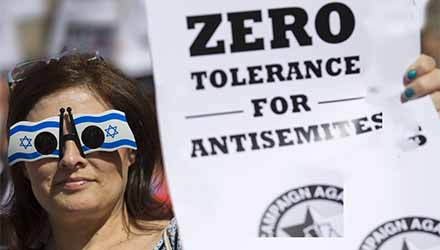Anti-Zionism does not equal anti-Semitism