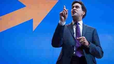 Ed Miliband at TUC 2013