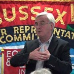 John McDonnell: left, centre and right