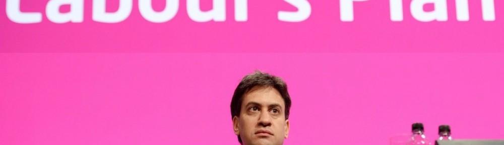 Ed Miliband, Sept 2014