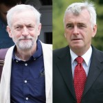 Jeremy Corbyn and John McDonnell: false accusations