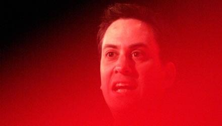 'Red Ed' Miliband
