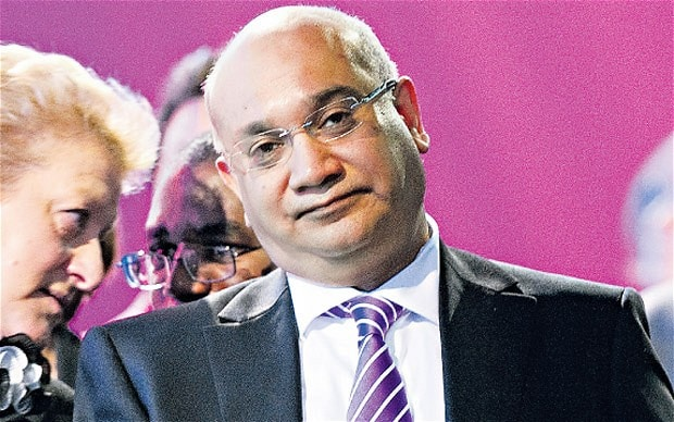Keith Vaz affair