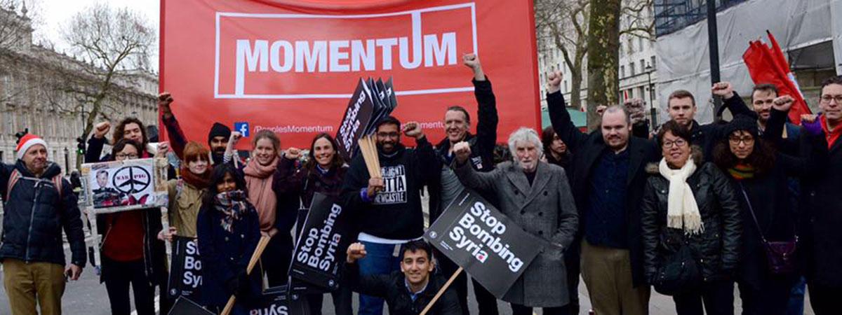momentum-syria