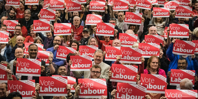 Labour as a united front