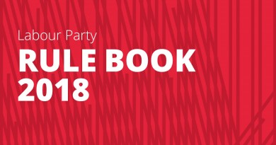 Labour Party Rule Book - Labour-Party-2018-Rule-Book