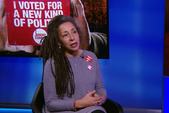 Momentum London supports Jackie Walker