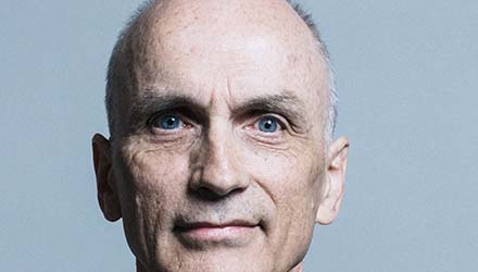Christopher Williamson - UK Parliament official portraits 2017
