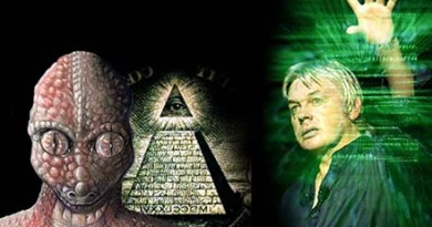 Zionists in the Labour Party, unite against David Icke!