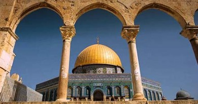 Dome of the Rock: Zionist extremists want to demolish it