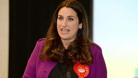 Drama about Luciana Berger: Open the second front!